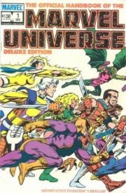 Official Handbook Of The Marvel Universe (1985 Series)